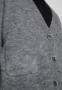 Opus - DOMANI SOFT  - Cardigan - easy grey - 4