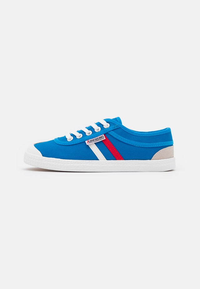 RETRO - Sneakers laag - princess blue