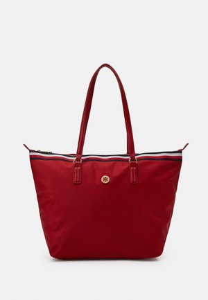 POPPY TOTE CORP - Shopping bag - red