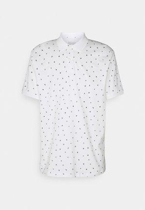 AOP - Polo shirt - off white