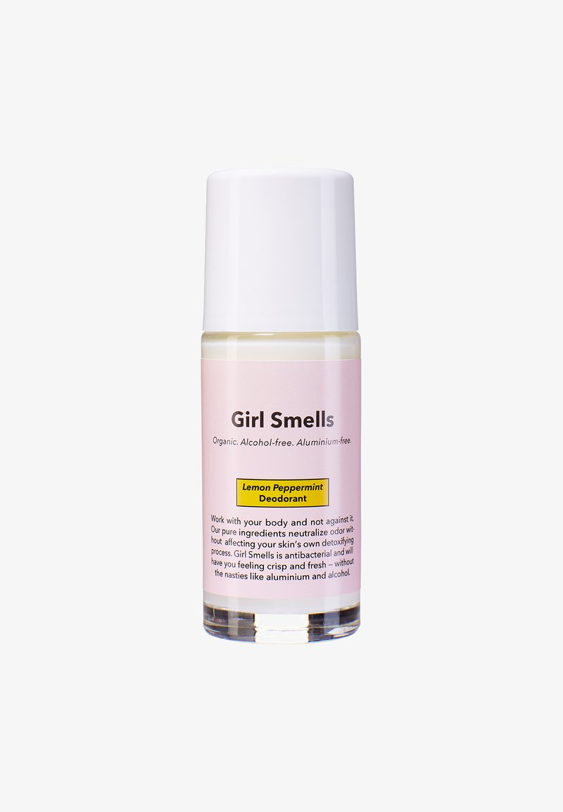 Girl Smells - DEODORANT 50ML - Deodorant - peppermint lemon