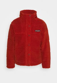 Columbia - LODGEBAFFLED - Fleecejacke - dark sienna - 3