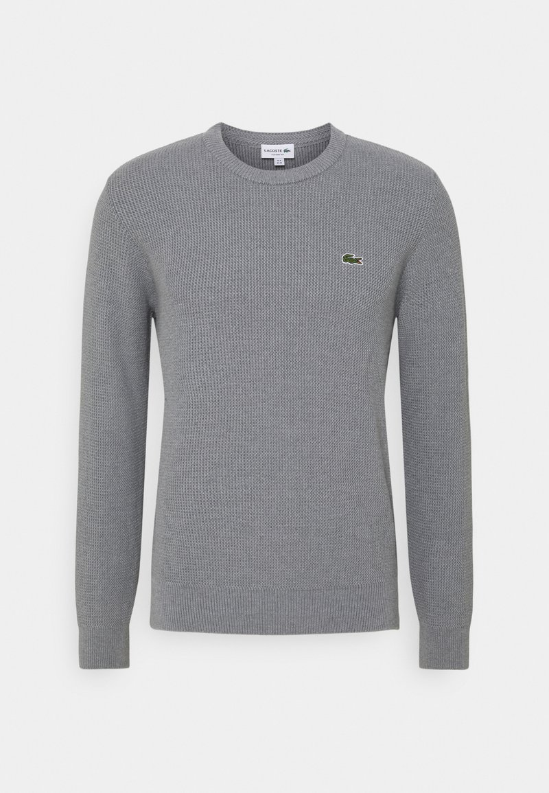 Lacoste - Neule - silver chine