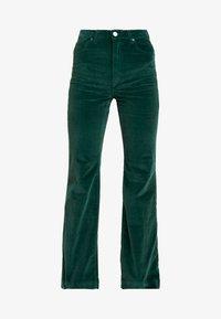 ZIGGY Denim - SKYSCRAPER - Trousers - forest green - 4