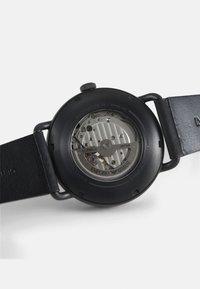 Emporio Armani - LUIGI - Watch - black - 3