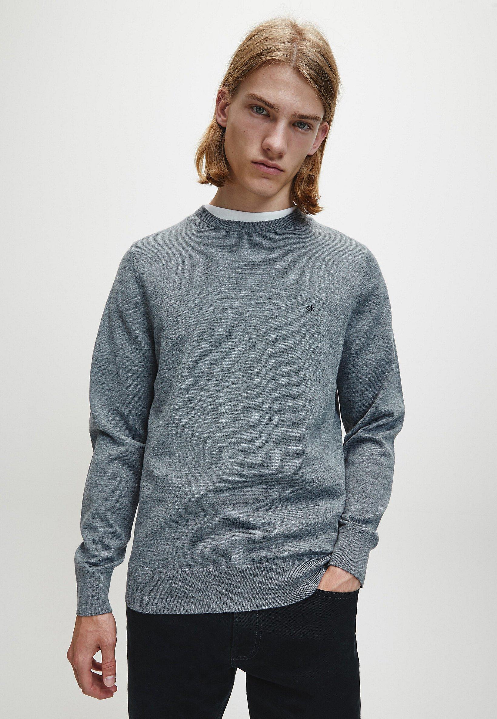 Homme SUPERIOR CREW NECK SWEATER - Pullover