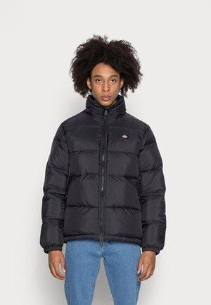 WALDENBURG PUFFER JACKET - Winter jacket - black
