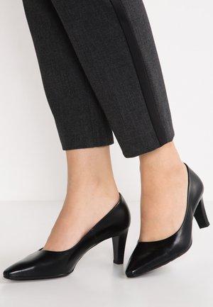 MALIA - Classic heels - schwarz