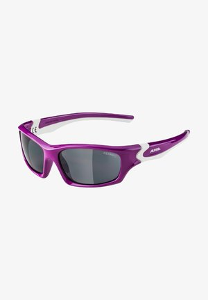 Sunglasses - berry-white