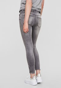 Noisy May - Jeans Slim Fit - light grey denim - 2