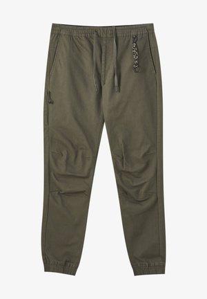 Pantalon de survêtement - mottled green