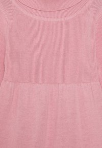 Blue Seven - KIDS ROLLNECK DRESS - Jumper dress - mauve - 2
