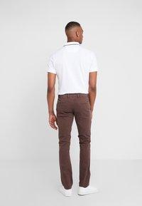 BOSS - Pantalon classique - brown - 2