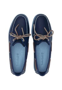 Timberland - Boat shoes - navy - 2