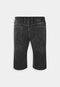 s.Oliver - BERMUDA - Jeans Shorts - grey stret - 1