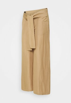 PANTS - Trousers - sand