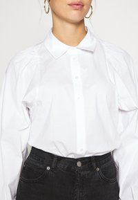 ONLY - ONLNANNA - Button-down blouse - white - 5