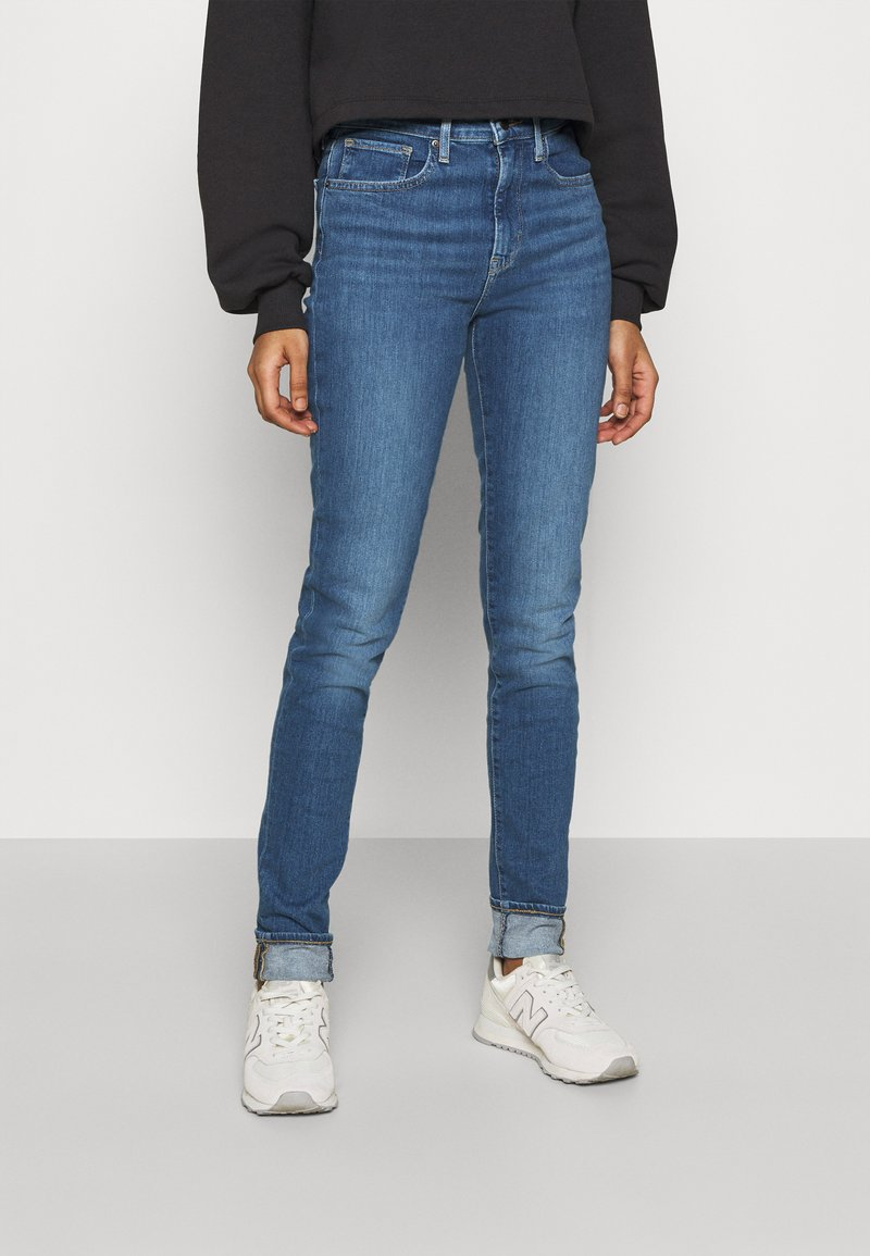 Levi's® - 721 HIGH RISE SKINNY - Jeansy Skinny Fit - good afternoon