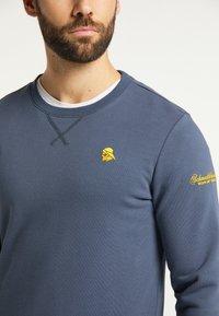 Schmuddelwedda - Sweatshirt - rauch marine - 3