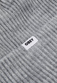 Obey Clothing - UNISEX - Beanie - heather grey - 2