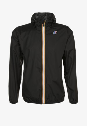 LE VRAI CLAUDE UNISEX - Waterproof jacket - black