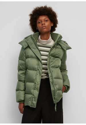 Down jacket - fresh moss