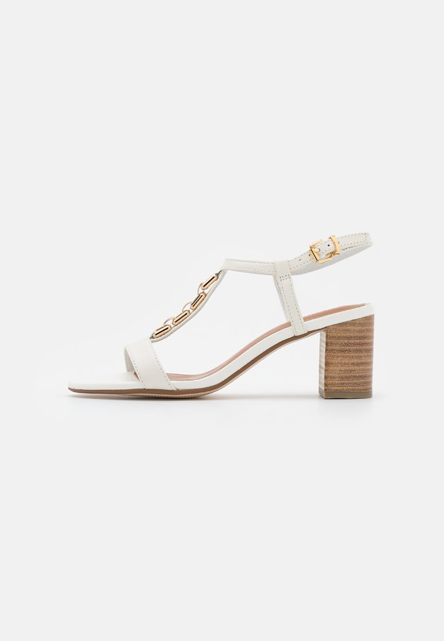 JUST - Sandals - white