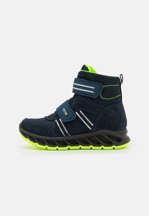 POSGT  - Winter boots - navy/blue