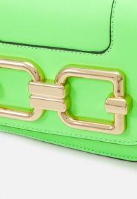 ALDO - LOTHAREWEN - Handbag - neon green - 5