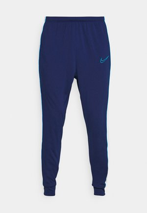 ACADEMY PANT - Pantaloni sportivi - blue void/white/imperial blue