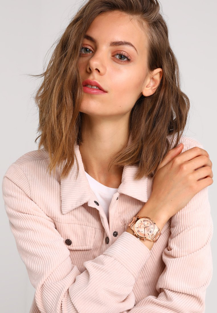 Guess - LADIES  - Hodinky - rose