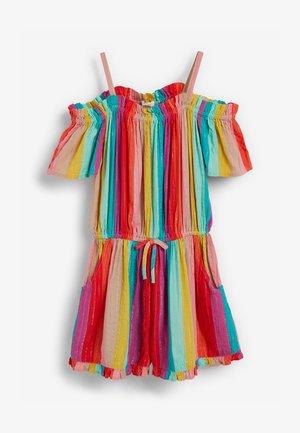 COLD SHOULDER - Jumpsuit - multi-coloured