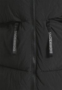 Didriksons - NOMI WOMEN'S PARKA - Winter jacket - black - 3