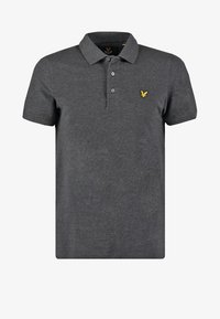 Lyle & Scott - Piké - charcoal marl - 5