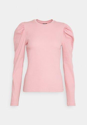PCANNA TOP  - Long sleeved top - zephyr