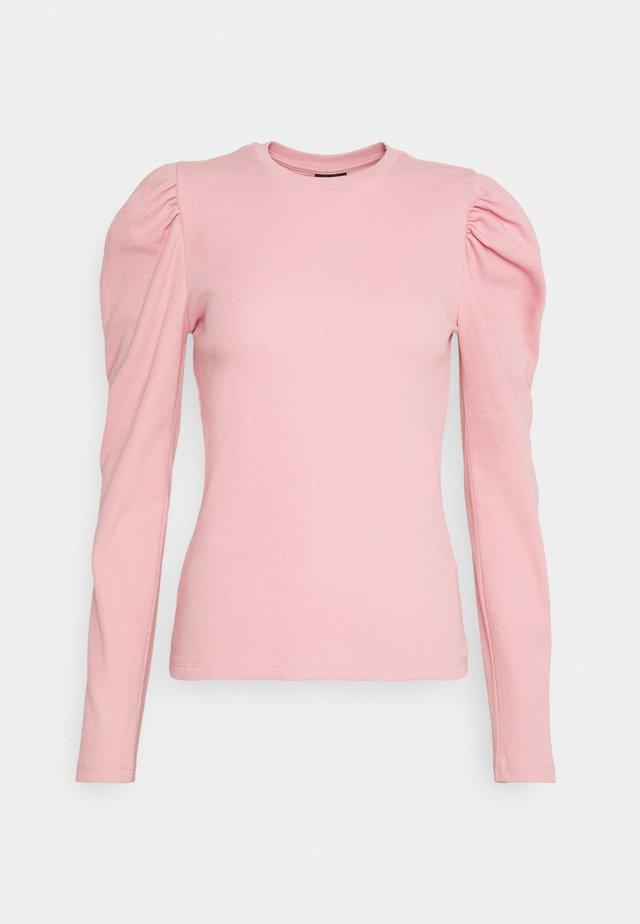 PCANNA TOP  - Långärmad tröja - zephyr
