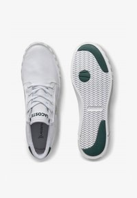 Lacoste - High-top trainers - wht/dk grn - 0