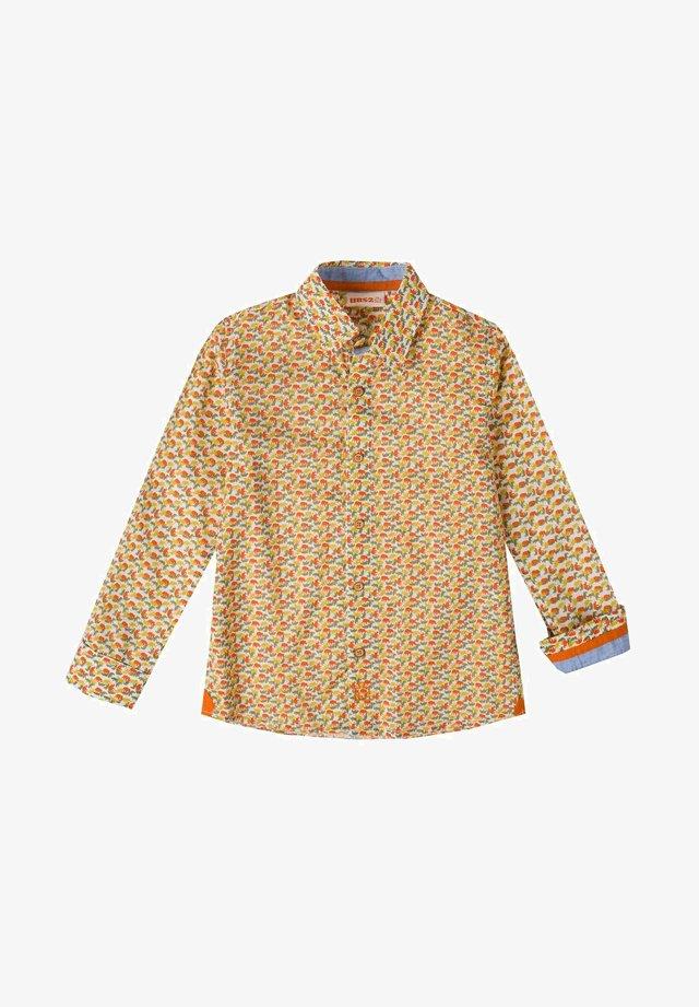 Overhemd - yellow, orange