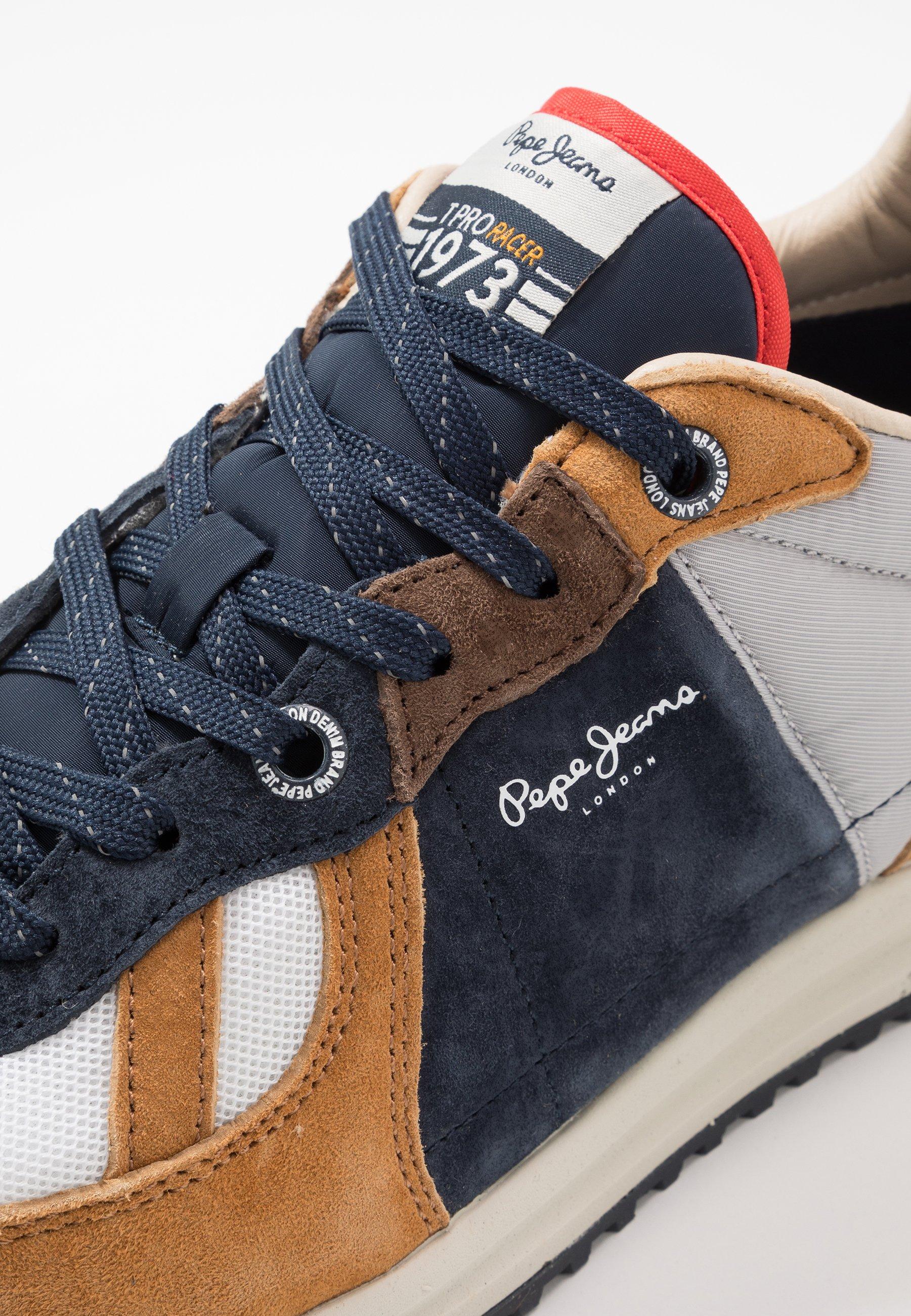 Pepe Jeans Tinker Pro Summerland - Sneakers Cognac