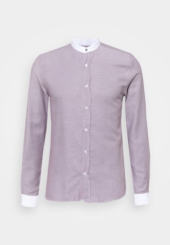 TENBY - Camicia elegante - red white