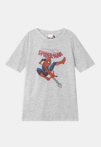Cotton On - SHORT SLEEVE TEE - Print T-shirt - summer grey - 0