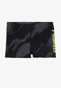 O'Neill - CALI CAMO SWIMTRUNKS - Uimahousut - black/grey - 2