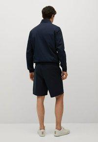 Mango - MIT REISSVERSCHLUSS - Summer jacket - dunkles marineblau - 4
