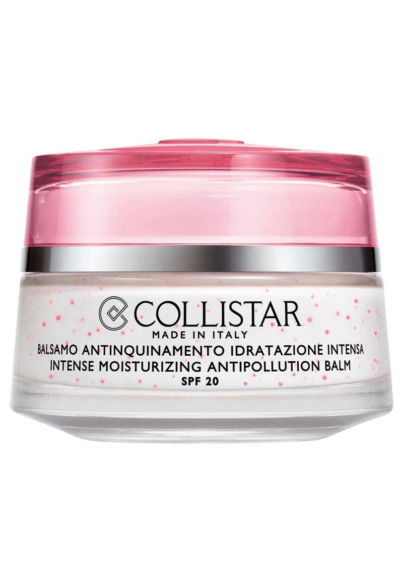 Collistar - INTENSE MOISTURIZING ANTIPOLLUTION BALM SPF 20 - Face cream - -