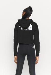 The North Face - IC HOODIE - Sweatshirt - black - 2
