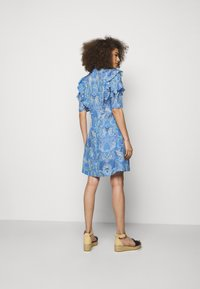 See by Chloé - Day dress - multicolor blue - 2