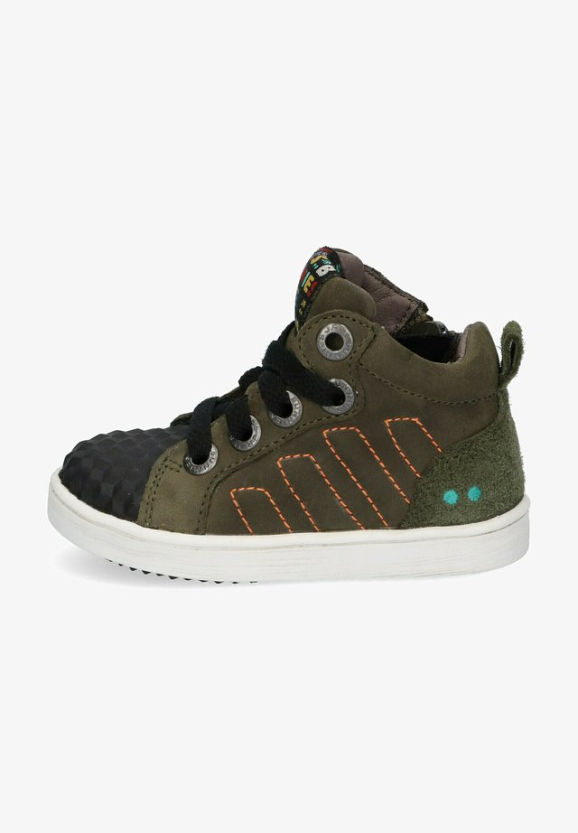 POL PIT  - Baby shoes - green