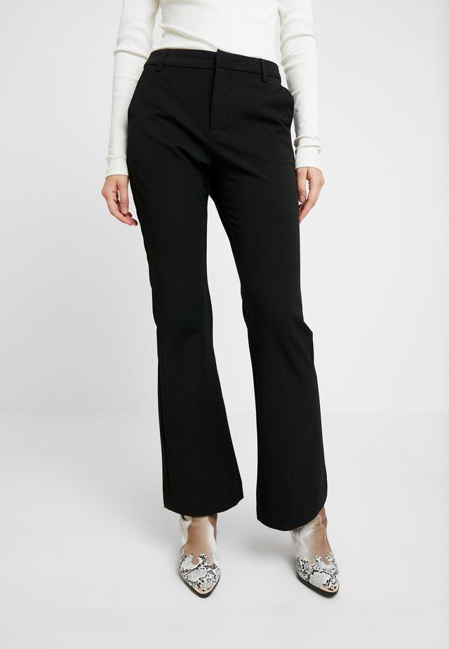 ESMA PANTS - Pantalon classique - black