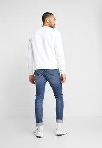 Diesel - S-CORY SWEAT-SHIRT - Sweatshirt - white - 2