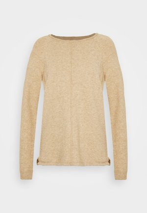 VIRIL ONECK - Jumper - brown